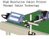 컨베이어 (HSSI TIJ 인쇄 기계)를 가진 수 잉크젯 프린터