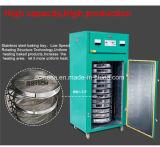 Roaster elevado dos feijões de café da produção da capacidade AMD-216 elevada