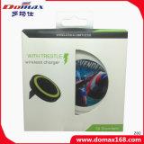 accesorios para teléfonos móviles inductivo Universal Qi Wireless Cargador para Samsung S6