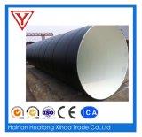 Anticorrosivo de gran diámetro del tubo de acero líquido para transmisión