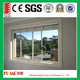 6mm doppeltes ausgeglichenes Glas-Aluminiumfenster für Verkauf