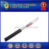 cable multi del caucho de silicón de la base de 300V 180c