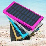 Logo libre mobile solaire du côté 8000-20000 heure-milliampère Shenzhen Chine de pouvoir pour le téléphone MP3
