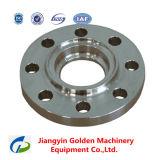 JIS SUS410 SUS316 Sbkのフランジのリングは形づいた