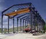 Cloche de ferme avicole de modèle de structure métallique