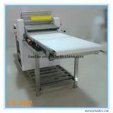 Boulangerie commerciale 600mm de largeur de courroie Laminoir avec un banc de travail