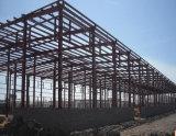 2017의 금속 건축 프로젝트 산업 강철 구조물은 Prefabricated 가벼운 강철 구조물을 흘렸다