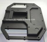 Часть CNC пластичного основания тефлона изготовленный на заказ