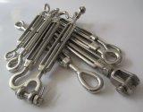 ステンレス鋼は私達タイプ低下ターンバックルの顎および顎を造った