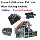 Co-Ex macchina dello stampaggio mediante soffiatura dei serbatoi