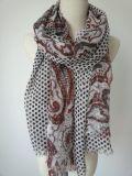 Шерсти с шарфом для женщин, способом Shawlfashion Accessries Fashoin хлопка