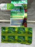Bio capsules blanches vertes de régime avancées de perte de poids de pillules de Fruta