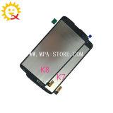 LG를 위한 K8 이동 전화 LCD 디스플레이 부속품