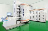 Macchina di titanio di doratura elettrolitica degli articoli per la tavola dell'acciaio inossidabile, macchina di rivestimento di polverizzazione di vuoto di PVD