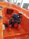 8.5mtr verwendete geöffnetes Rettungsboot mit Motor