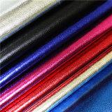 履物ファブリックのための最上質の一流ののどPUの物質的な革