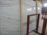 С использованием итальянского мрамора белого каррарского мрамора белого цвета