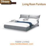 Divany gute Qualitätsspätester Italien-Entwurfs-doppeltes Bett