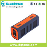 Im Freiensport imprägniert sich hin- und herbewegenden beweglichen V4.0 Bluetooth Lautsprecher des Entwurfs-
