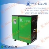 CC di Whc all'invertitore di energia solare di CA che funziona fuori dal sistema di griglia