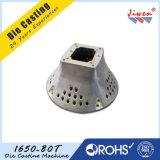 Piezas que trabajan a máquina del CNC del aluminio de la venta de la fábrica para el disipador de calor ligero de la cubierta