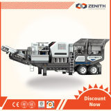 mobile Primärzerkleinerungsmaschine des Erz-100-300tph