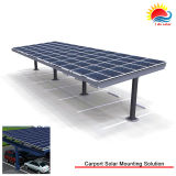 Instalación solar del Carport de la precisión (GD887)