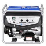 2kw-6kw comienzo eléctrico, generador de cobre de la gasolina del 100%