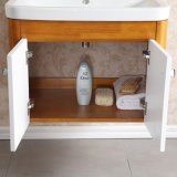 خزفيّة حوض غرفة حمّام تفاهة خزانة مع مرآة خزانة