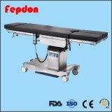 手術室のドイツの車輪(HFEOT99X)が付いている医学の操作テーブル