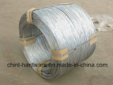Гальванизированный поставщик золота Делать-в-Китая бандажной проволоки Rolls провода утюга Rolls провода электрической гальванизированный низкой ценой