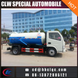 Dongfeng 5m3 4ton 오수 처리 트럭 오수 처리 유조 트럭