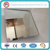 vetro dello specchio dell'argento del galleggiante di 4mm per la decorazione