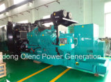 1625kVA Промышленный генератор Cummins с статорным генератором 100%
