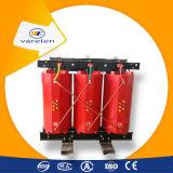 三相鋳造物の樹脂の乾式の電気変圧器