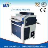De 18 pulgadas de barniz UV máquina laminadora con armario (WD-LMB18)