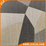 De textiel Stoffen kijken Tegel van de Vloer van de Badkamers van 600600mm Ink-Jet Antislip Ceramische