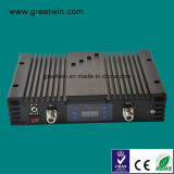 20dBm GSM900 PCS1900MHz Amplificador de celular de banda dupla repetidor bonito (GW-20GP)