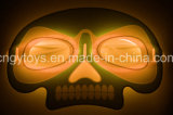 Mascherina del cranio di incandescenza di Halloween (KLD5155)