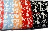 Покрашенная ткань полиэфира ткани Spandex химически волокна ткани жаккарда для тканья дома пальто платья женщины