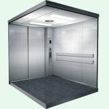 Ascenseur sans engrenages de passager d'hôpital d'entraînement