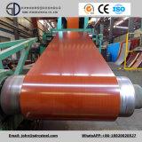 Цвет строительного материала изготовления покрыл катушку PPGI гальванизированную PPGL Prepainted стальную