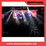P4.81 Panneau d'affichage LED à étages pour scène avec armoire en aluminium