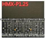 1.5625mm haute luminosité&à haute efficacité énergétique à l'intérieur du panneau affichage LED