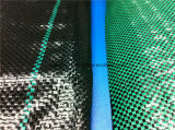 HDPEによって編まれる景色の農業の防水温室の陰の布