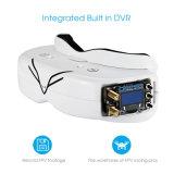 Occhiali di protezione 2018 di Flysight 5.8GHz DVR Fpv per gli indossatori di vetro