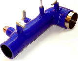 カスタムサイズの標準自動使用の燃料のシリコーンのホース