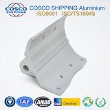 Perfil de alumínio personalizadas com usinagem CNC e do tratamento de superfície