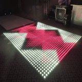 Diodo emissor de luz claro Dance Floor do painel do DJ do efeito do equipamento do estágio