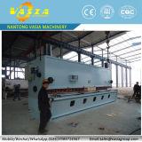 Машина гидровлической гильотины QC11y-6X3200 режа